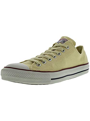 k Taylor All Star Low Top Natural White Sneakers - 11.5 B(M) US Women / 9.5 D(M) US Men ()