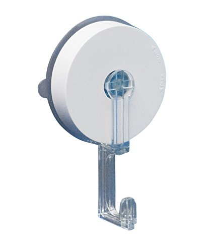Bathla Suction Single Hook (White)…