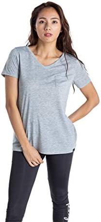 【ROXY ロキシー】 ラッシュ Tシャツ 速乾 UVカット MORING BREEZE 【RLY201030 GRY M】