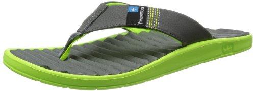 Freewaters Men's GPS Sandal Footwear,Grey/Green,10 M US
