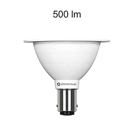 V 12 Faure 2700 Max LED Lamp 7 W BA15DB15d 24º AR70 beneito 8nPO0wk