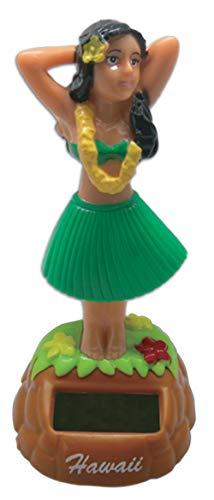 KC Hawaii Hula Dashboard Doll Posing -