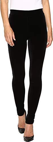 (Wolford Women's Velvet Leggings Black 38 31)