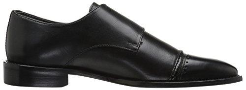 Stacy Adams Men's Rycroft Cap Toe Double Monk Strap Oxford, Black, 9 M US by Stacy Adams (Image #7)