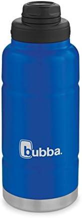 Botella de agua de acero inoxidable con aislamiento al aspiradora Bubba Trailblazer, 32 oz, Dragon Fruit, Very