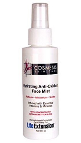 Cosmesis Life Extension Hydrating Anti-Oxidant Fact Mist, 4 - Extension Antioxidant
