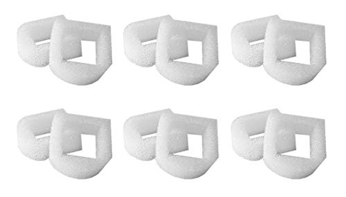 Replacement Foam Filters for Drinkwell 360 Stainless Multi-Pet, Sedona, Avalon and Pagoda Fountains (Pack of - Fountain Avalon
