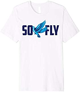 So Fly  | Cute Heart Beats For Pigeon Bird  Gift T-shirt | Size S - 5XL