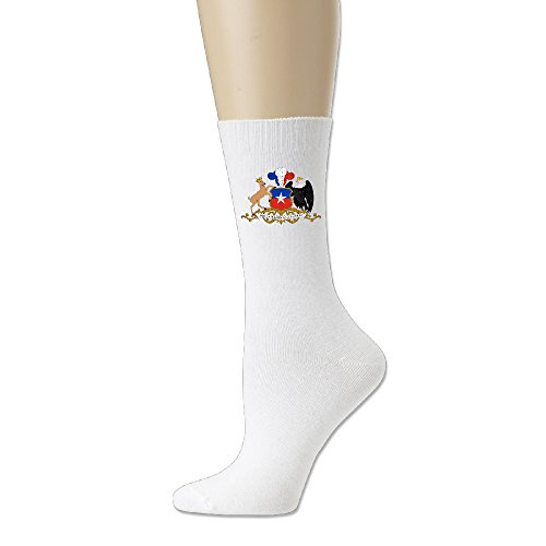 (Coat Of Arms Of Chile Cute Cotton Socks Pack Ankle Sock)