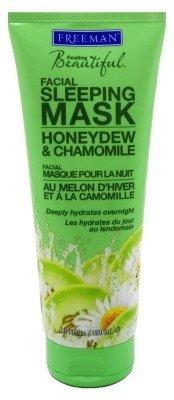 Freeman Facial Honeydew & Chamomile Mask Sleep 6 Ounce (177ml) (6 Pack)