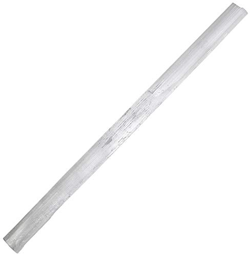 Rupert and Jeoffrey's Trading Co. White Selenite Crystal Sticks/Wands (1, 12-15