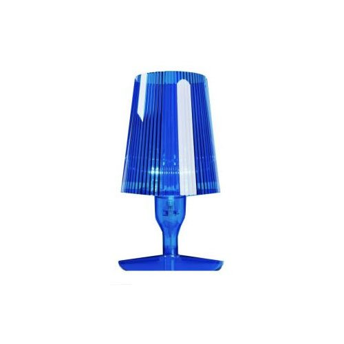 Kartell Take Abat-Jour Blue: Amazon.co.uk: Lighting