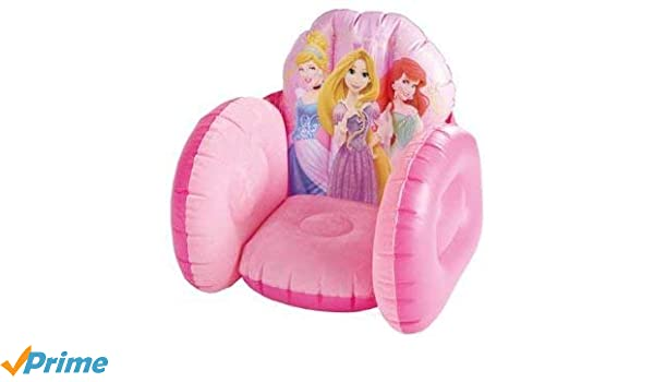 Phenomenal Amazon Com Disney Princess Cozy Little Fun Inflatable Machost Co Dining Chair Design Ideas Machostcouk