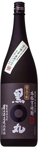 本格芋焼酎 黒丸 (黒) 一升瓶 1800ml