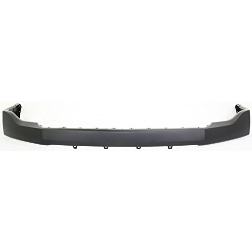 Front, Upper BUMPER COVER Primed for 2007-2014 Ford Expedition
