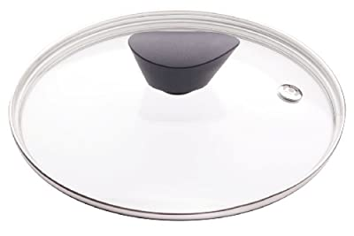 Earth Frying Pan Lid in Tempered Glass, by Ozeri