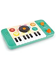 Hape DJ Mix & Spin Studio Musical Toy, Blue