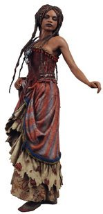 Pirates of the Caribbean: At World's End Series 2 > Tia Dalma Action Figure]()