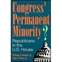 Congress' Permanent Minority? by William F. Connelly Jr (1994-07-28)