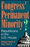 img - for Congress' Permanent Minority? by William F. Connelly Jr (1994-07-28) book / textbook / text book