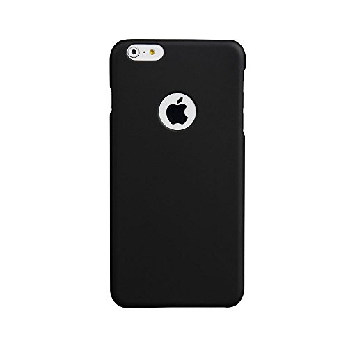iPhone 6 Case, Acewin [Exact-Fit] iPhone 6 (4.7) Slim Case **NEW** Soft Finish Coated Surface with Premium Matte Hard Case Cover for iPhone 6 (4.7) (Black)