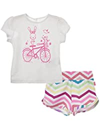 Baby Girl Newborn Baby Girl Colored Chic Outfit Set Ropa Bebe Niña