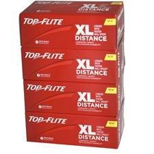 Top-Flite XL Distance Golf Balls - Dozen Pack