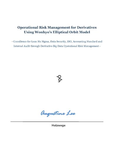 Operational Risk Management for Derivatives Using Wonhyo's Elliptical Orbit Model: Consilience for Lean Six Sigma, Data Security, ISO,Accounting Standard ... Internal Audit through Derivative Big ()