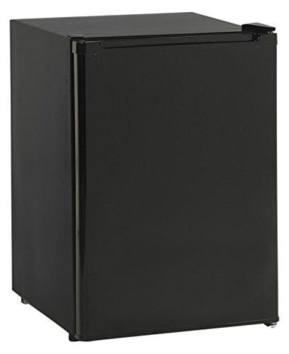 AVANTI RM24216B Refrigerator, 2.4 cu. ft., (Avanti Beverage Dispenser Refrigerator)