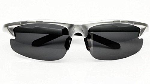 Metal A4 Sol De Deportes De Polarizados Gafas De De Sol A2 Marco Moda Gafas Gafas La De Hombres Marea ZF7xqxUwa