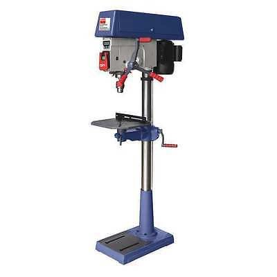 DAYTON 40PM13 Floor Drill Press,16-1/2'',3/4HP,120/240V G2276289 by Dayton