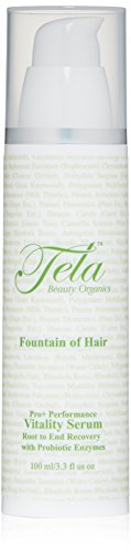 Tela Beauty Organics Fountain Of Hair,  3.3 Fl Oz