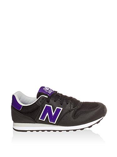 New Balance , Damen Sneaker Schwarz Schwarz, Schwarz - PB BALCK-PINK - Größe: 36.5