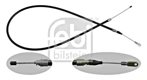 Parking Brake Cable Front FEBI For MERCEDES S123 W123 76-85 1234200285
