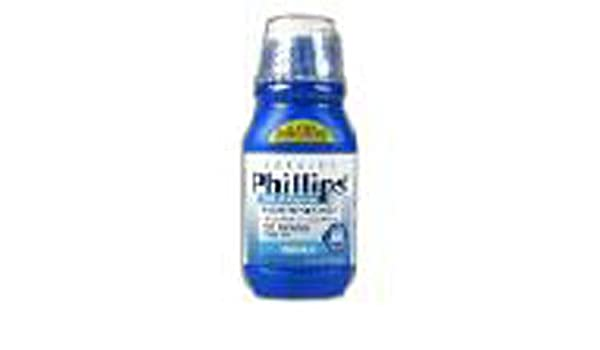 PHILLIPS MILK/MAG LIQ REGULAR 12 OZ by BAYER CONSUMER PRODUCTS: Amazon.es: Salud y cuidado personal