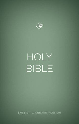 ESV Outreach Bible (Paperback, Green)