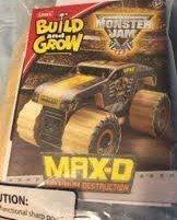 Lowes build and grow Monster Jam Max-D