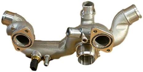 Engine Coolant Hose-Genuine fits 06-09 Land Rover Range Rover Sport 4.2L-V8