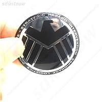 1pc Skull Monster Hero Umbrella Car Bodys Rim Sticker Badge Styling for Audi Toyota Mazda Fiat Skoda Renault Kia Cruze : F