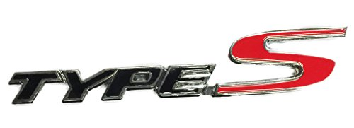 x1 New Type-S / Type S Emblem Replaces OEM Acura / Honda / Integra