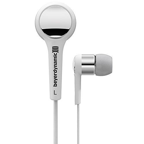 Beyerdynamic Ear Headphones White Silver