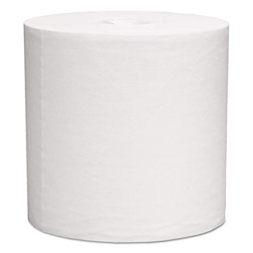 (WypAll 05796 L40 Towels, Center-Pull, 10 x 13 1/5, White, 200 per Roll (Case of 2 Rolls))
