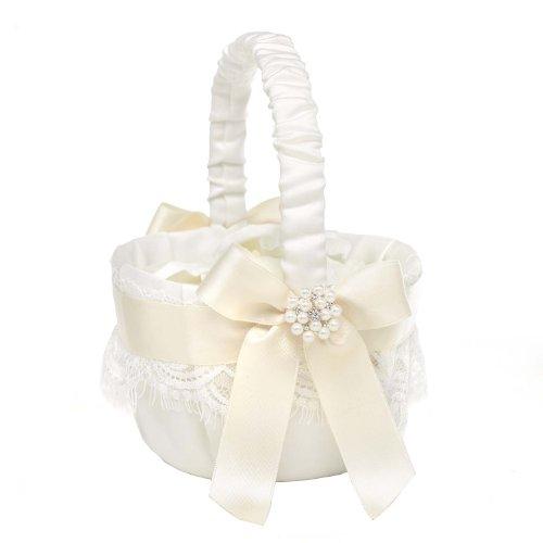 Hortense B Hewitt Splendid Elegance Flower Basket