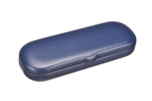 London Eyeglasses Case for Small Frames in - Glasses Frames Navy