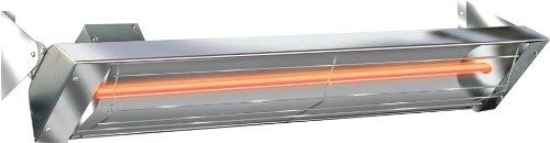 Infratech 2000 Watt Single Element Electric Heater (Powder Coated -