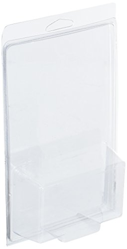 Hot Wheels & Matchbox Car PROTECTIVE CASES Set of 25 Clear die-cast car keepers Blister Pack Cover ()