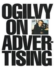 Ogilvy On Advertising 1st (first) Edition