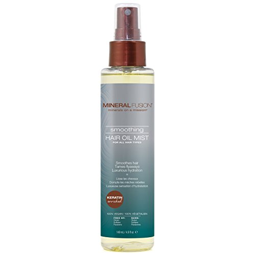 Mineral Fusion Smoothing Dry Hair Oil, 4.9 Fl Oz by Mineral Fusion