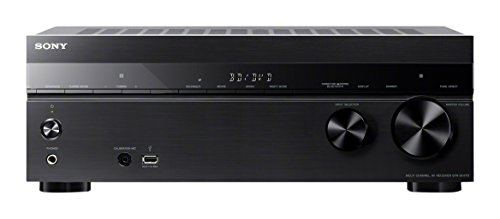 Sony Audio (Sony 7.2 Channel Home Theater 4K AV Receiver (STRDH770))