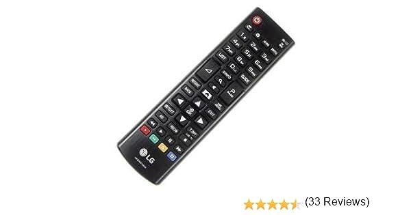 Mando a Distancia Original TV LG AKB74915324: Amazon.es: Electrónica